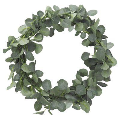 Eukalyptus Kranz Künstlich Frühling Sommer Grün Hochzeit Deko