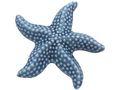 Seestern Blau Keramik Tischdeko Maritim Deko Basteln Deko Party Garten Terrasse 1