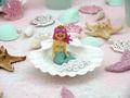Tischdeko Kindergeburtstag Meerjungfrau Mädchen Geburtstag Rosa Mint Party Maritime Deko  6