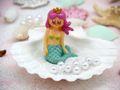 Tischdeko Kindergeburtstag Meerjungfrau Mädchen Geburtstag Rosa Mint Party Maritime Deko  5