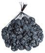 Zapfen Streudeko Blau Zypressen Herbstdeko Winterdeko im 300g Beutel  2