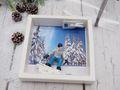 Geldgeschenkverpackung Snowboarder Geldgeschenk Verpackung Winterurlaub Geschenk Gutschein 6