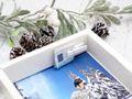 Gutschein Snowboard Geldgeschenkverpackung Winterurlaub Zuschuss Geldgeschenk 3