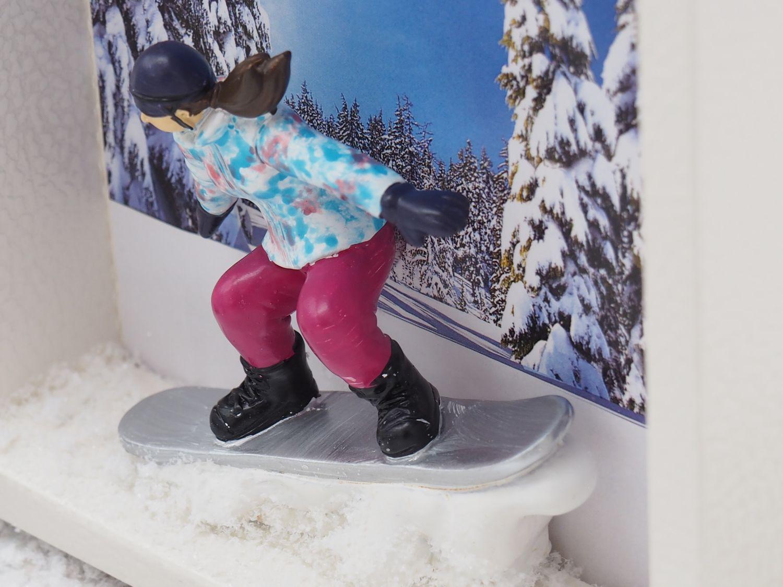 Geldgeschenkverpackung Snowboarderin Geldgeschenk Verpackung Winterurlaub Geschenk Gutschein