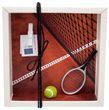 Geldgeschenk Verpackung zum Verschenken von Geld für eine Tennisausrüstung und als Geburtstagsgeschenk 1