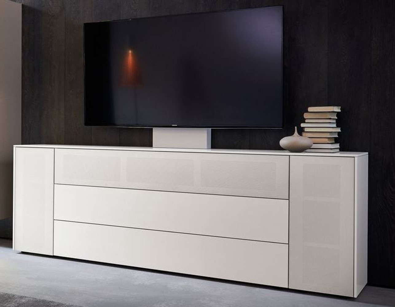 wk wohnen sideboard modell wk 419 intono tv sideboard. Black Bedroom Furniture Sets. Home Design Ideas