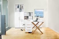Reinhard crea office Modell X-Legno Schreibtisch Bild 2