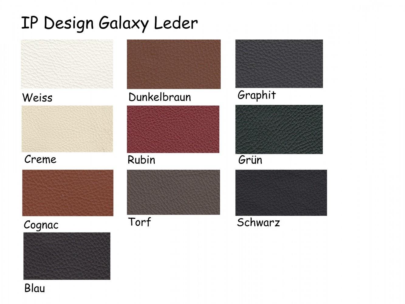 ip design ledersessel curve versch farben werkshagen. Black Bedroom Furniture Sets. Home Design Ideas