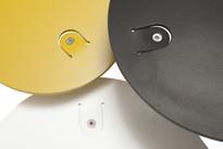 DESIGNIMDORF Dreisatz Tisch Renes / versch. Varianten Bild 3