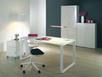 Reinhard Crea office Aktenschrank / hoch oder niedrig / weiss oder schwarz / Modell MAXIM Bild 5