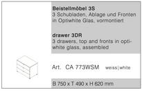 Reinhard crea casa Beistellmöbel / Kommode /  Modell CASA  Bild 2