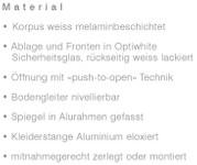 Reinhard Crea Casa Kleiderständer / Modell CASA / Aluminium Bild 3