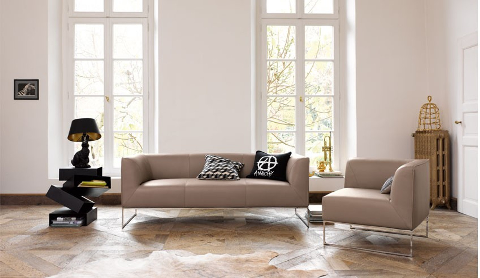 COR / Sofa / Modell MELL LOUNGE