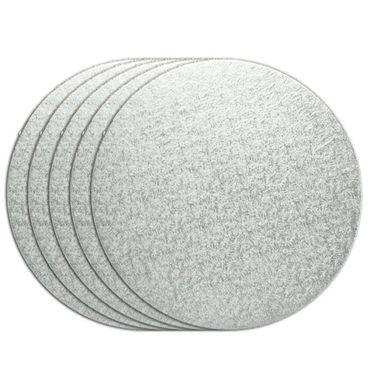 5er Paket Cake Drum rund 15,2 cm