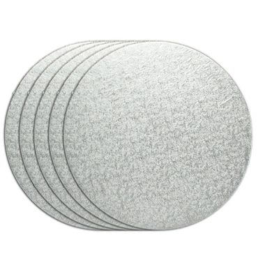 5er Paket Cake Drum rund 27,9 cm – Bild 1
