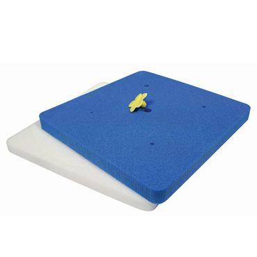 PME Schaumstoff Arbeitsunterlagen Set – 2 teilig – Mexican Had Foam Pad