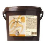 TOP Angebot !!! Callebaut White Icing weißer Rollfondant 7kg 001