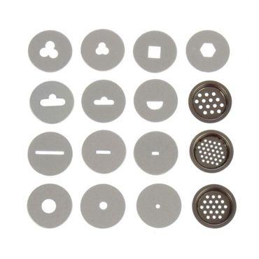 Sugarcraft Gun zur einfachen Herstellung von Schnüren, Bändern und Randverzierungen – Bild 2