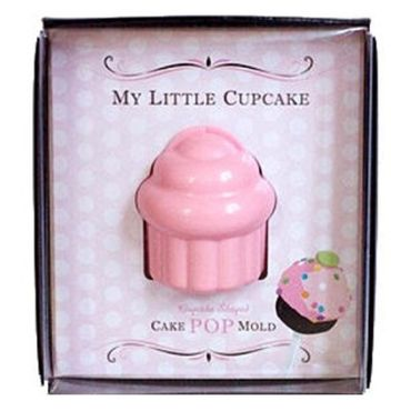 Cake Pop Mould in Cup Cake Form