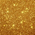 Rainbow Dust Glitter Gold  001