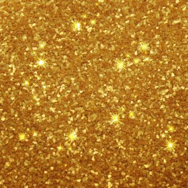 Rainbow Dust Glitter Gold