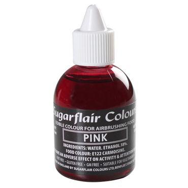 Sugarflair Airbrushfarbe Pink