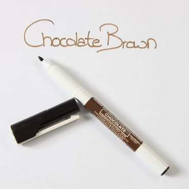 Sugarflair Lebensmittelfarbstift Chocolate - Braun