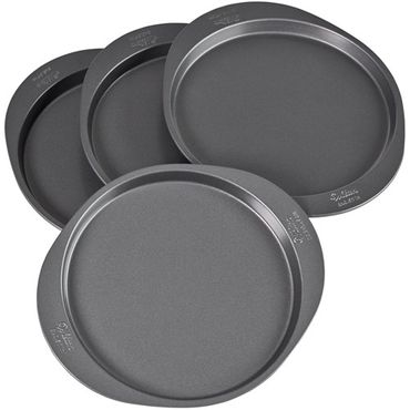 Wilton 4-Lagen-Backform 20cm -  4 Layer Pan – Bild 2