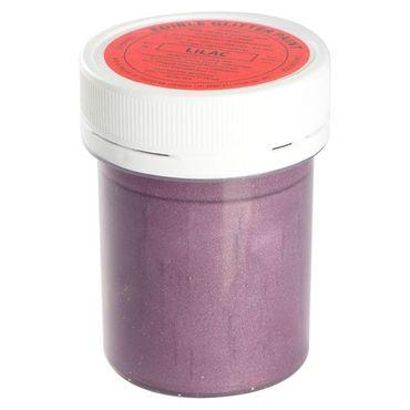 Sugarflair Glitter Paint Lilac - Glitter Farbe Flieder