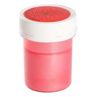 Sugarflair Glitter Paint Pink - Glitter Farbe Rosa