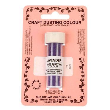 Sugarflair Puderfarbe Lavender - lavendelfarben