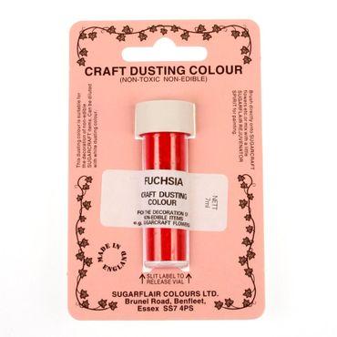 Sugarflair Puderfarbe Fuchsia - Magenta