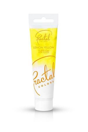 Fractal Fullfil Gelfarbe Lemon Yellow