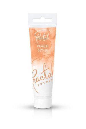 Fractal Fullfill Gelfarbe Peach