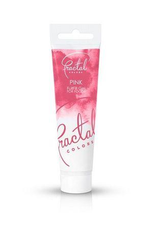 Fractal Fullfill Gelfarbe Pink