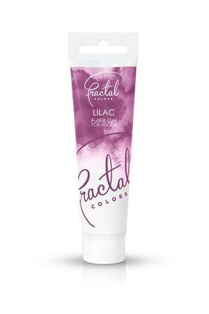 Fractal Fullfill Gelfarbe Lilac