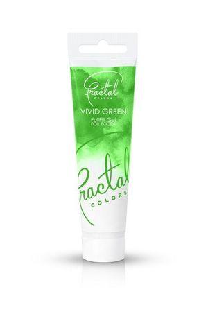 Fractal Fullfill Gelfarbe Vivid Green