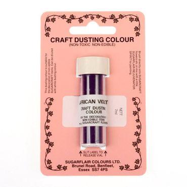 Sugarflair Puderfarbe African Violet - Violett