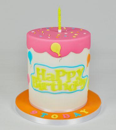 FMM Schriftzug Happy Birthday – Bild 1