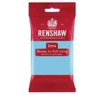 Renshaw Rollfondant Extra Baby Blue - Baby Blau 250 g  001