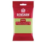 Renshaw Rollfondant Extra Pastel Green - Pastellgrün 250 g  001
