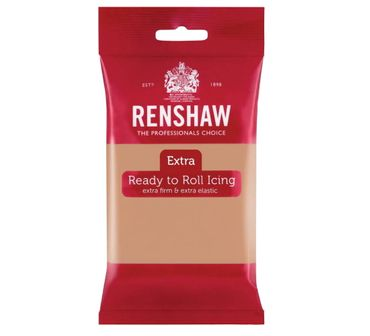 Renshaw Rollfondant Extra SkinTone - Hautfarben 250 g
