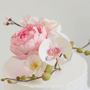 FunCakes Blütenpaste - Gum Paste White - 250g – Bild 2