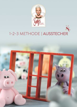Betty 1-2-3 Methode Ausstecher – Bild 1