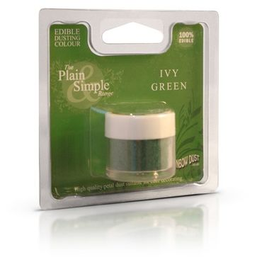 Rainbow Dust Puderfarbe Ivy Green – Efeugrün – Bild 2