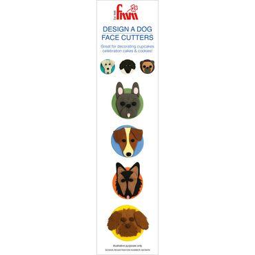 FMM Design a Dog Cutter Set - für tolle Hundegesichter – Bild 1
