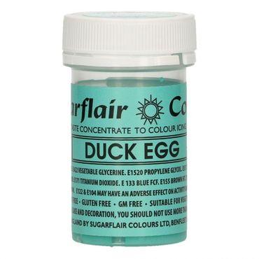 Sugarflair Pastenfarbe Duck Egg - Enteneifarbe