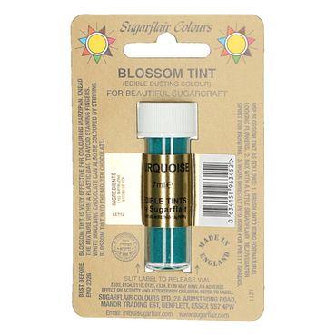 Sugarflair Puderfarbe Turquoise - türkis