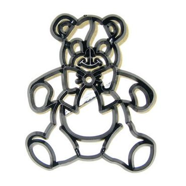 Patchwork Cutters Teddy Set – Teddy Bär – Bild 2
