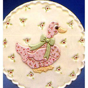Patchwork Cutters Duck – Ente – Bild 1